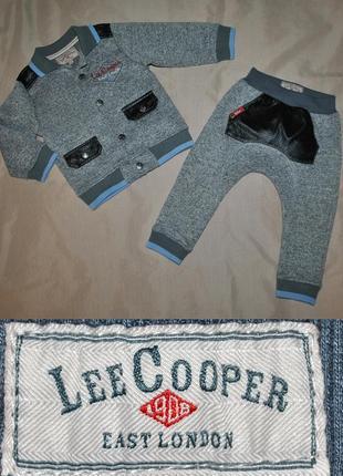 Теплый костюм lee cooper р.86