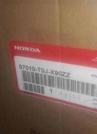 Дверь передняя правая Honda CR-V 4 67010T0JX90ZZ