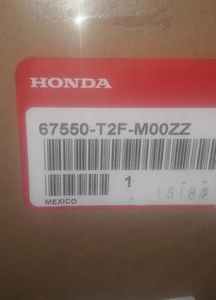 Дверь задняя левая Honda Accord 9 67550T2FM00ZZ
