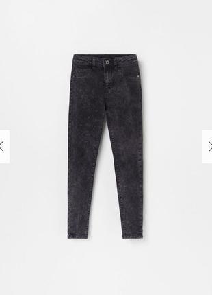 Reserved новые джинсы skinny fit девочке р.134
