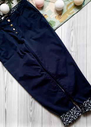 Штаны брюки чиносы esprit бирка 36