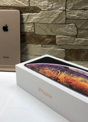 IPhone XS MAX Gold Neverlock