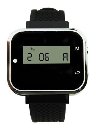 Пейджер-часы для официанта и персонала P-05 Watch Pager R-Call