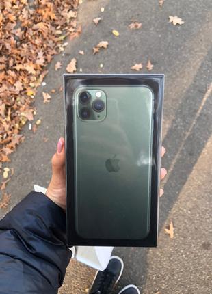 Iphone 11 Pro midnight green 256 GB