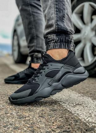 ТОП КАЧЕСТВО! Мужские кроссовки Nike Air Huarache