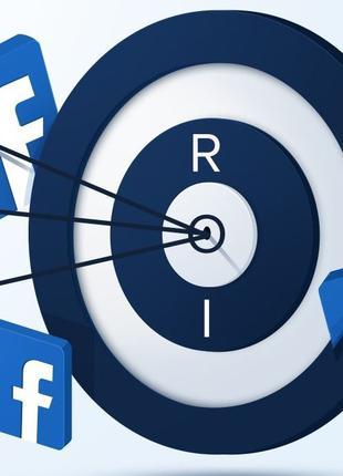 Таргетолог/настройка таргетированой рекламы Facebook и Instagram