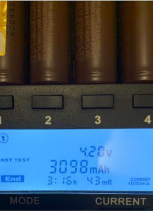 Отличные Аккумуляторы 18650 LG HG2 3000 mah вейп Vape