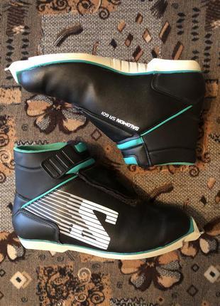 Ботинки для беговых лыж salomon sr 601