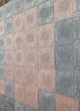 Плитка полімерпіщана тротуарна