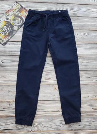 Стильные штаны, джоггеры для мальчика на 7-8 лет ovs
