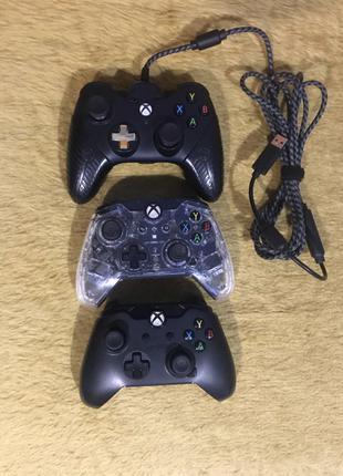 Джойстики для Xbox ONE/S/X PC
