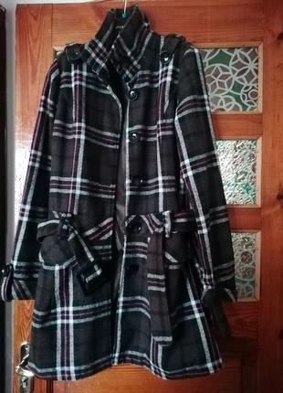 Пальто . Клітинка