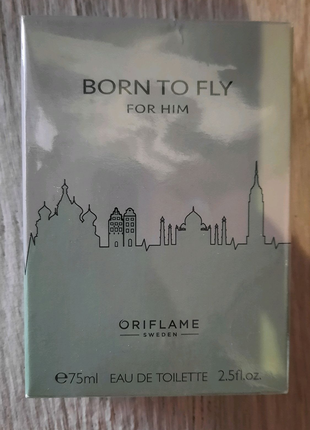 Туалетна вода Born to Fly For Him