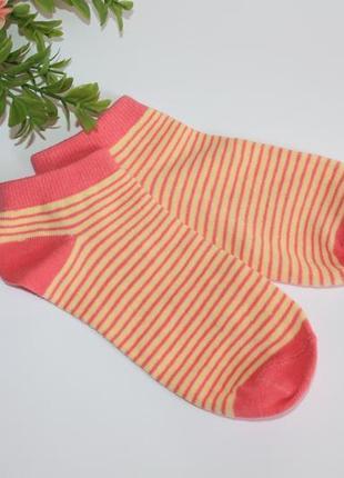 Женские короткие носки, примерно на наш 37-39р primark