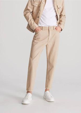 Тренд 2021 самые актуальные мужские джинсы высокая посадка пес...