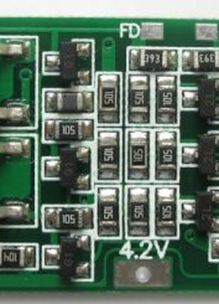 Контролер зарядки модуль захисту для 3-х LI-ION аккумуляторів