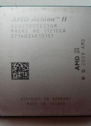 Процесор AMD Athlon II X2 250 3000 MHz AM3 AM2+