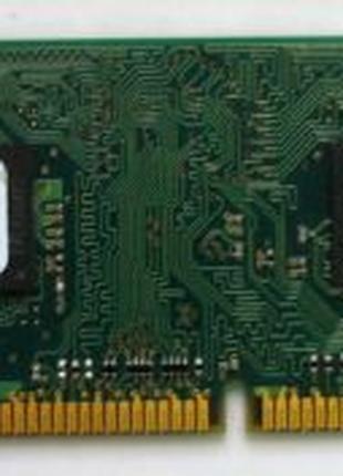 Модуль пам'яті Transcend DDR2 на 1GB, 800 MHz PC6400
