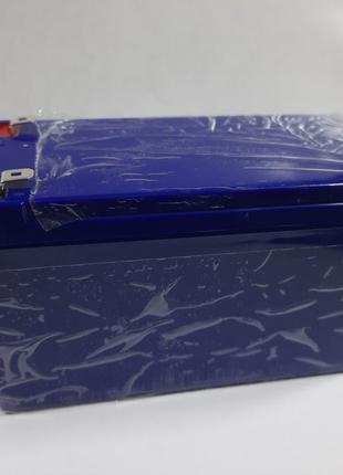 Аккумулятор литиевый Lifepo4 12V 6Ah (на замену 7ач, 9ач в Ибп)