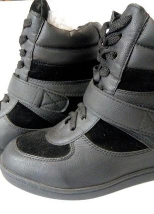 Кроссовки женские  повседневная обувь, ботинки полусапожки на ...