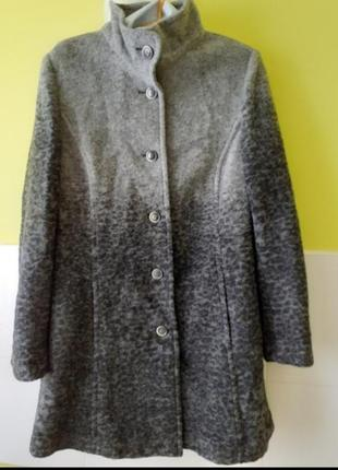 Пальто из натуральной шерсти от kristen