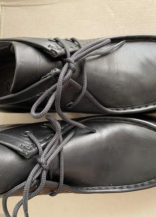 Кожаные ботинки Camper