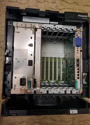 Мини атс panasonic KX-TDE100