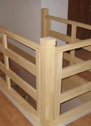 Изготовление, монтаж лестниц, на бетон, метал. лестницы из дерева
