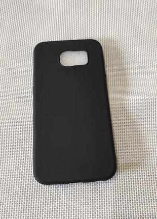 Чехол для Samsung Galaxy S6 S7 Edge S7 Edge TPU силикон матовый