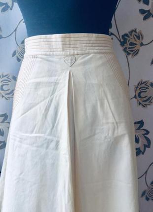 Moschino оригинал роскошная новая юбка размер s/m