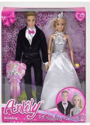 """Кукла """"Жених и невеста"""" 99026 барби и кен"""