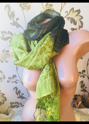 Итальянский шарф платок палантин