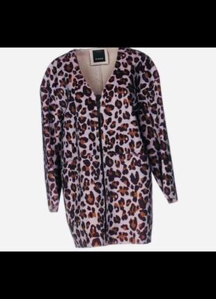 Pinko оригинал стоило 400€ абсолютно новое пальто плащ оверсайз