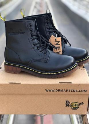 Шикарные женские зимние ботинки/ сапоги dr. martens 1460 black...