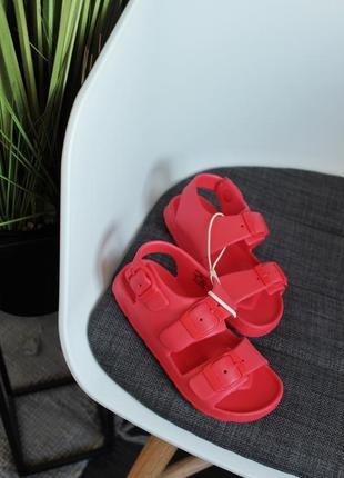 Новые сандали zara