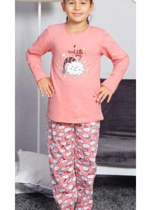 Тёплые пижамы vienetta secret на 13-14 лет байка