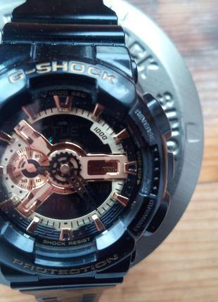 Casio g-shock ga-110 gb gold (original)
