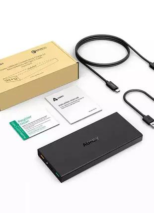 Powerbank AUKEY 16000mAh PB-Y2 Qualcomm QuickCharge 2.0 Павербанк