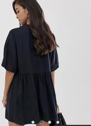 Платье oversize asos