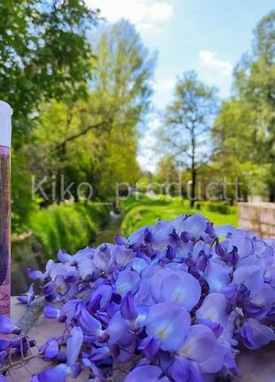 Очищаюча міцелярна вода для обличчя kiko pure clean micellar w...