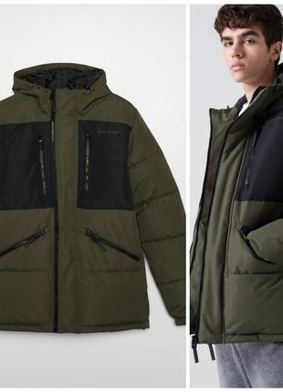 Зимняя мужская куртка cropp
