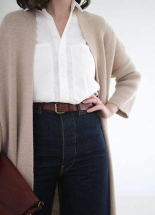 Ремень пояс пасок унисекс мужской женский под джинсы благородн...