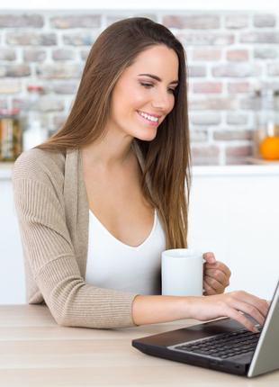 Робота в інтернеті віддалено на дому на ПК