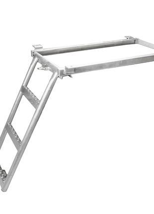 Лестница для фургона 3 ступеньки Alta, 680*382 мм