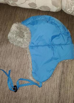 Зимняя шапка от lenne