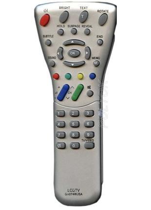 Пульт для телевизора Sharp GA074WJSA