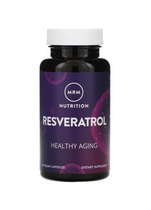 Ресвератрол, MRM Nutrition, 60 капсул