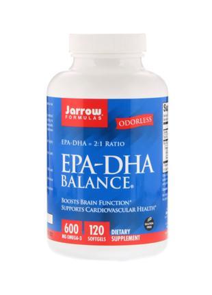 Омега-3 EPA-DHA Balance, Jarrow Formulas