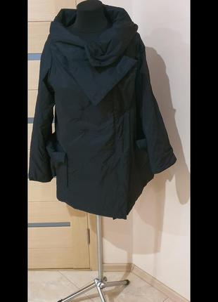Xeniadesign, куртка, черный цвет, размер 48/50