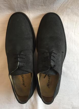 Мужские туфли manas